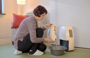 reduce humidity in the home
