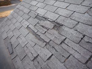 signs of roof trouble