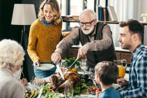 Thanksgiving safety makes for an enjoyable holiday with family and friends